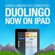 Το Duolingo Έφτασε Και Στο iPad (επιτέλους)